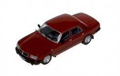 Gaz 3110 - Dark Red - 1997