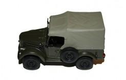 Gaz 69 - Olive green - 1954