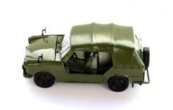 Trabant 601 Cabrio Kubel - Olive green - 1968