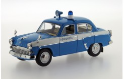 Moskwitch 407 - Budapest Police (Hungary) = 1959