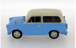 Trabant P50 Kombi - Blue & Beige - 1959