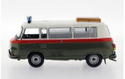 Barkas B1000 Volkspolizei - Red and Green - 1968