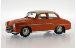 Syrena 102 - Orange - 1962