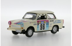 Trabant 601 #96 E.Fresquet-V.Fresquet Rally Monte Carlo - Cream - 1992
