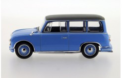 AWZ P70 Kombi - Blue and Black roof - 1957