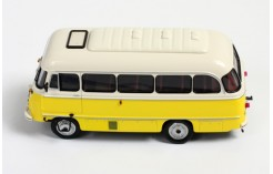 Robur LO 3000 Fr 2 M-B 21 - White & Yellow - 1972