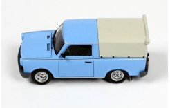Trabant 1.1 Pick-Up Closed - Light Blue - 1990