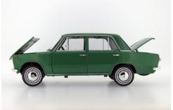 FIAT 124 - Green - 1970