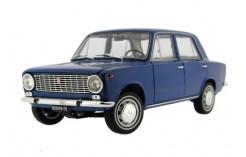 FIAT 124 - Blue - 1970