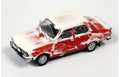 Dacia 1310 Sedan MSL - Snow Covered Red - Limited Edition - 432 pcs - 1984