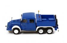 TATRA 141 - Blue and White - 1959