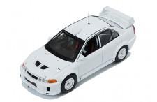 MITSUBISHI LANCER Evo V 1998 Rally Spec - All white