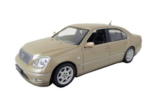 LEXUS LS430 Cashmere Gold