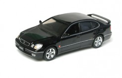 TOYOTA ARISTO V300 VERTEX EDITION Black