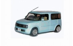 NISSAN CUBE - Air Blue