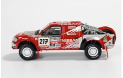 NISSAN NAVARA Pick Up Paris-Dakar 2003 - A. Vatanen