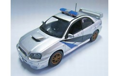 SUBARU IMPREZA WRX STI USA Colorado State Police Street Racing Prevention Unit