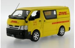 TOYOTA Hiace Van 2007 - DHL Macau