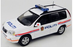 NISSAN X-Trail - Norway Police 20006