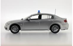 INFINITI G37 Sedan 2007 - Honolulu Police - Silver