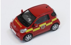 Toyota IQ Essex UK - Fire Brigade 2009