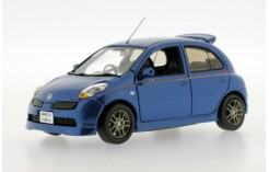 NISSAN March15SR-A with NISMO stripe - Blue