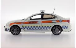 LEXUS IF-F Humberside UK Police