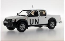 NISSAN Navara Pick up (UN - United Nations) Liberia 2007