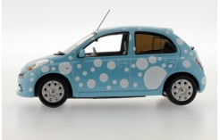 NISSAN March Bubble Blue version 2010