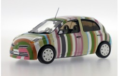 NISSAN March Stripe version 2010