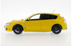 SUBARU Impreza WRX STI Spec C version 2009 Yellow