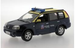 NISSAN X-Trail Kenya Police 2004