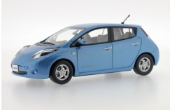 NISSAN Leaf 2010 Blue