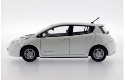 NISSAN Leaf 2010 White