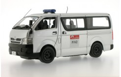 TOYOTA Hiace Van - Rally Japan Service Car