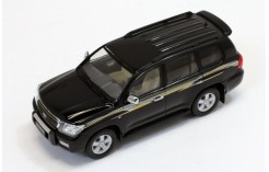 Toyota Land Cruiser 200 VXR V8 Black 2010