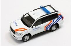 Toyota Land Cruiser 200 Belgium Federal Police Car 2012