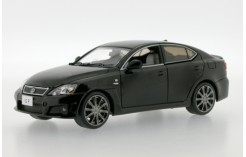 Lexus IS-F - 2008 - Black