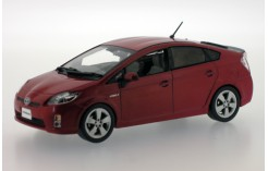 TOYOTA Prius Red Mica 2009