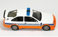 Ford Sierra Cosworth Gendarmerie Grand-Ducale