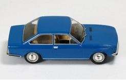 Fiat 124 Sport Coupe 1971 Blue