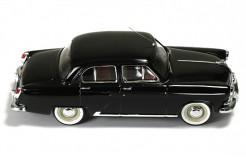 Volga M21 Serie 1 1956 Black (with Rose interiors)