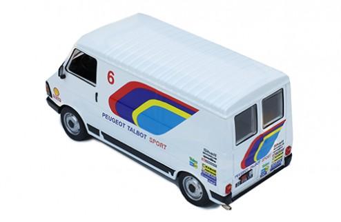 CITROEN C35 (PEUGEOT TALBOT SPORT assistance) 1985