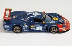 """Maserati MC12 """"Pakelo"""" #1 G. Matteuzzi-P. G. Perazzini Campionato GT Italia 2005"""