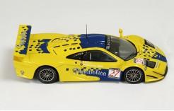 McLaren F1 GTR (long tail) #27 C. Goodwin-G. Ayles FIA-GT SPA 1997