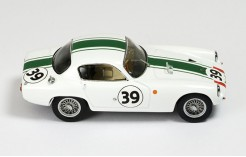 Lotus Elite #39 J. WaGStaff-P. Fergusson Winner Class Le Mans 1963