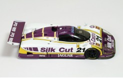 "Jaguar XJR9 ""Silk Cut"" #21 D. Sullivan-D. Jones-P. Cobb Le Mans 1988"