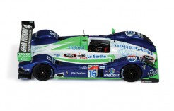 Pescarolo Judd C60 # 16 Minassian-Collard-Comas 5th Le Mans 2006