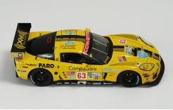 Corvette C6. R #63 LMGT1 R. Fellows-J. Oconnell-J. Magnussen 2nd Le Mans 2008