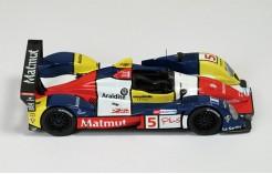 Courage Oreca LC70E-Judd #5 S. Ayari-L. Duval-L. Groppi Le Mans 2008